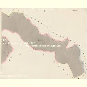 Jestřeby - c2859-1-002 - Kaiserpflichtexemplar der Landkarten des stabilen Katasters