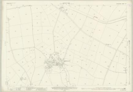 Oxfordshire V.6 (includes: Alkerton; Shutford; Wroxton) - 25 Inch Map
