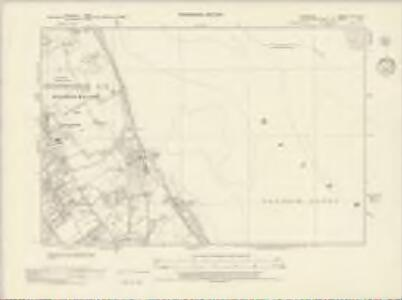 Cheshire XXIII.NW - OS Six-Inch Map