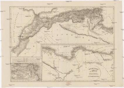 Mauritania, Africa propria, Cyrenaica