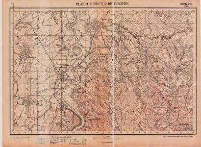 Lambert-Cholesky sheet 2877 (Silimeghiu)