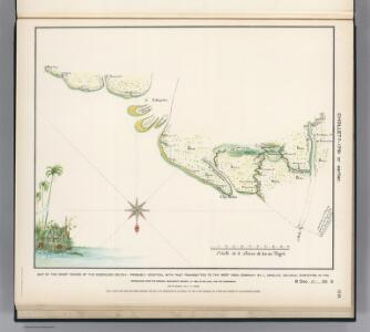 Coast Region of the Essequibo Colony by Chollet(?).