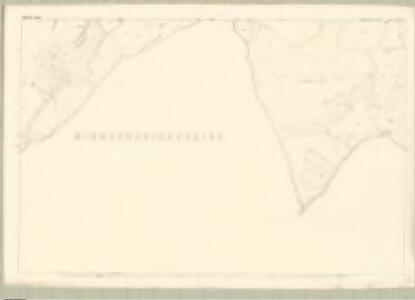 Dumfries, Sheet XLVII.3 (Dunscore) - OS 25 Inch map