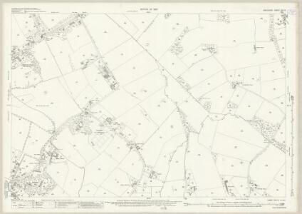 Lancashire CVII.5 (includes: Huyton With Roby; Knowsley; Liverpool) - 25 Inch Map