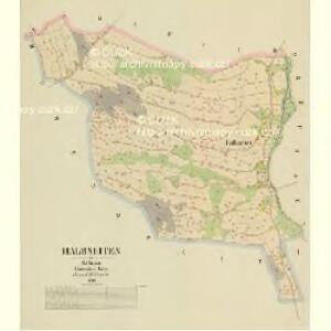 Halbseiten - c4378-1-001 - Kaiserpflichtexemplar der Landkarten des stabilen Katasters