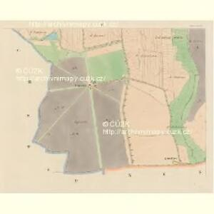 Nekmirz - c5019-1-004 - Kaiserpflichtexemplar der Landkarten des stabilen Katasters