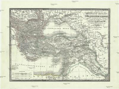 General Karte des Türkischen Reichs (in Europa und Asien)