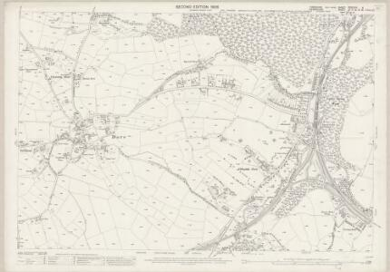 Yorkshire CCXCVIII.6 (includes: Sheffield) - 25 Inch Map