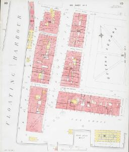 Insurance Plan of Bristol: sheet 10