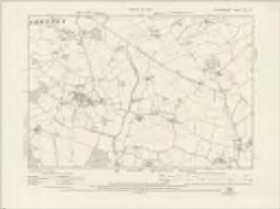 Hertfordshire XIII.SE - OS Six-Inch Map