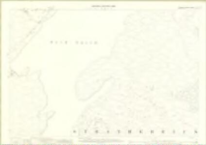 Inverness-shire - Mainland, Sheet  054.08 - 25 Inch Map