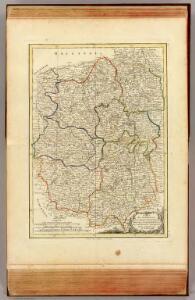 Berri, Nivernois, Marche, Bourbonnois, Limosin, Auvergne.