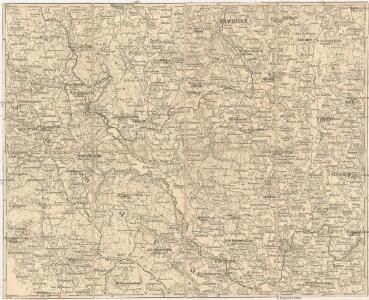 Prachatice - Volary - Hor. Planá