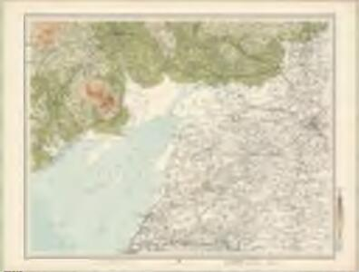 Solway - Bartholomew's 'Survey Atlas of Scotland'
