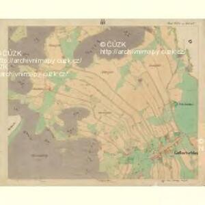 Gollnetschlag - c3144-1-004 - Kaiserpflichtexemplar der Landkarten des stabilen Katasters