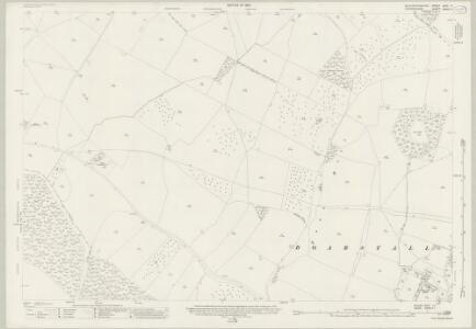 Buckinghamshire XXVI.11 (includes: Boarstall) - 25 Inch Map