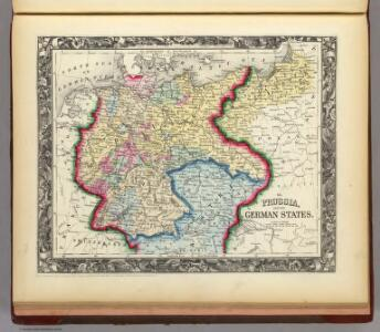 Prussia, And The German States.