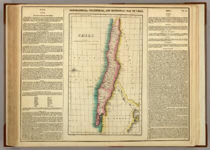Map Of Chili.