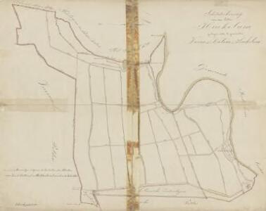 Polder Heukelum, gemeente Heukelum en Vuren en Dalem (Gld.).