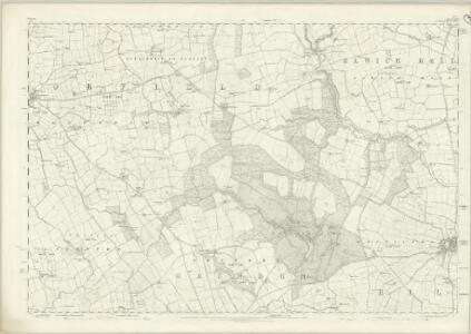 Durham XLIV - OS Six-Inch Map