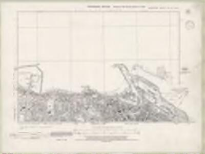 Edinburghshire Sheet I.SE & Ia.SW - OS 6 Inch map