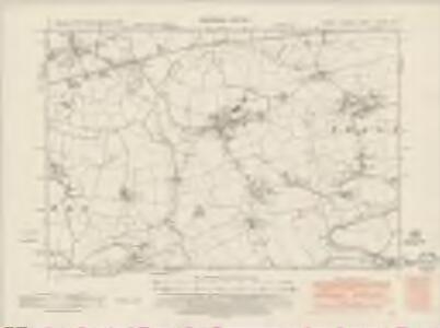 Essex nXXXIV.SW - OS Six-Inch Map