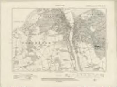 Hampshire & Isle of Wight XC.NW - OS Six-Inch Map