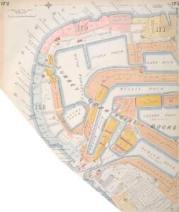 Insurance Plan of London Vol. VII: sheet 172-1