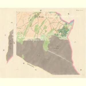 Zdirez - c9347-1-003 - Kaiserpflichtexemplar der Landkarten des stabilen Katasters