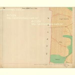 Hoeflein - m0703-1-004 - Kaiserpflichtexemplar der Landkarten des stabilen Katasters