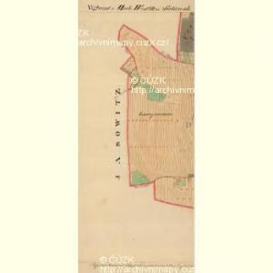 Landschau - m1467-1-010 - Kaiserpflichtexemplar der Landkarten des stabilen Katasters