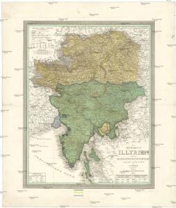 Das Königreiche Illyrien und das Herzogthum Steyermark