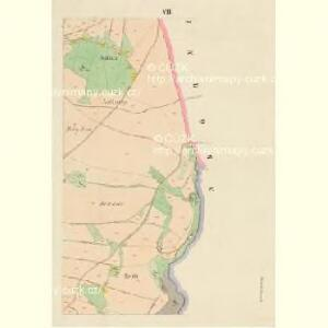 Klösterle (Klassterec) - c3130-1-007 - Kaiserpflichtexemplar der Landkarten des stabilen Katasters