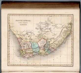 South Africa, Cape Colony.