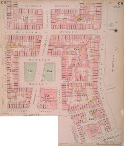 Insurance Plan of London North West Vol. C: sheet 9-2