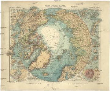 Nord-Polar-Karte