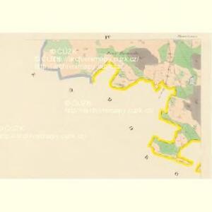 Chanowitz (Chanowice) - c2474-1-004 - Kaiserpflichtexemplar der Landkarten des stabilen Katasters