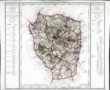 Departement de la Seine et de l'Oise