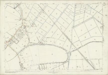 Cambridgeshire XXVI.2 (includes: Downham; Ely Holy Trinity With St Mary; Littleport) - 25 Inch Map