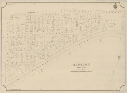 Newtown, Sheet 6,1888