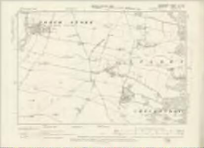 Oxfordshire LII.NE - OS Six-Inch Map