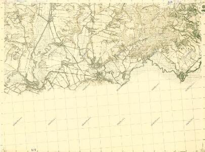 III. vojenské mapování 4762/3