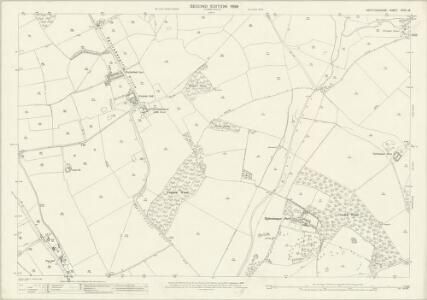 Hertfordshire XXXV.13 (includes: Colney Heath; London Colney; Ridge; St Albans) - 25 Inch Map