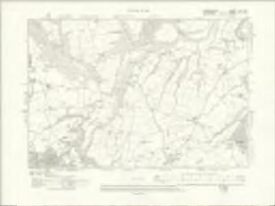Denbighshire XL.NE - OS Six-Inch Map