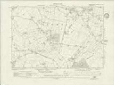 Warwickshire XXV.NE - OS Six-Inch Map