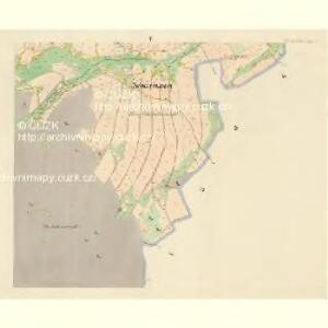 Schwarzwasser (Černávoda) - c0875-1-005 - Kaiserpflichtexemplar der Landkarten des stabilen Katasters
