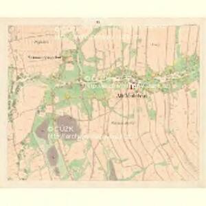 Alt Moletein (Moletin Stary) - m2870-1-006 - Kaiserpflichtexemplar der Landkarten des stabilen Katasters