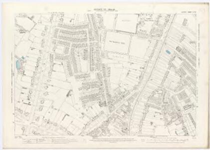 London XI.73 - OS London Town Plan