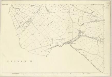 Isle of Man VII.13 - 25 Inch Map
