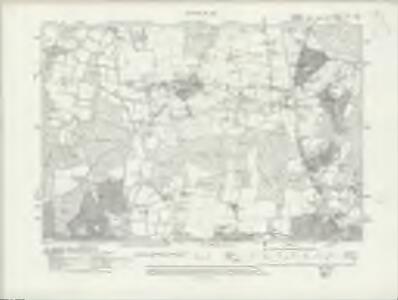 Surrey XLII.SW - OS Six-Inch Map